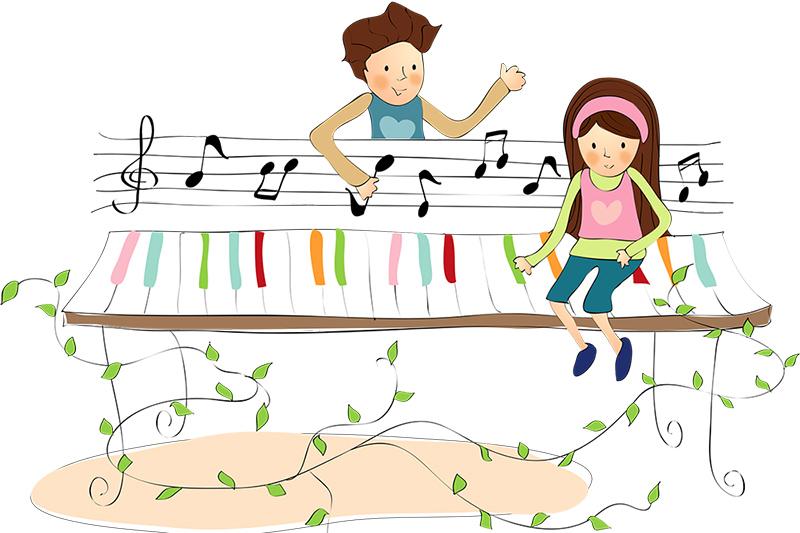 リトミック教育感覚的音楽教育を実践するマリピアノアトリエ